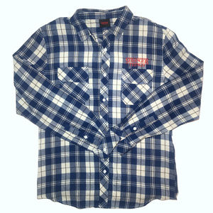 M Stranger Things Original Flannel